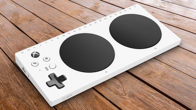 Xbox Adaptive Controller –  адаптивный гейминг
