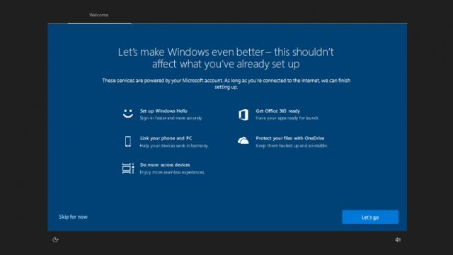 Windows 10 Build 17682 доступна для загрузки