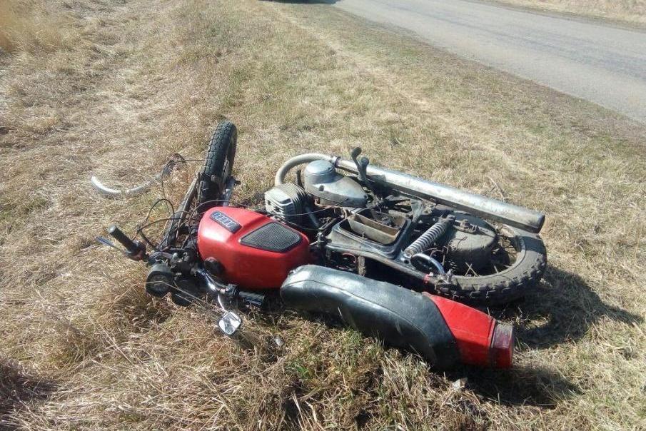 Пьяный водитель Ижа сбил пешехода на зауральской трассе