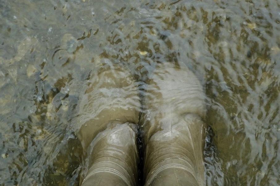 Из-за паводка в Зауралье подтопило участок дороги «Байкал»