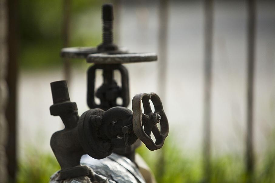 Курган на сутки останется без воды на следующей неделе