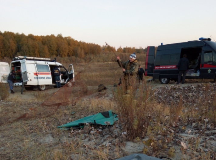 В Зауралье рыбаки нашли тело девушки, убитой бывшим любовником