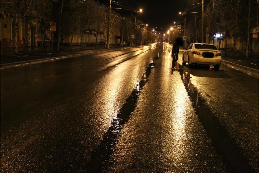 В День Победы в Кургане водитель Camry сбил женщину