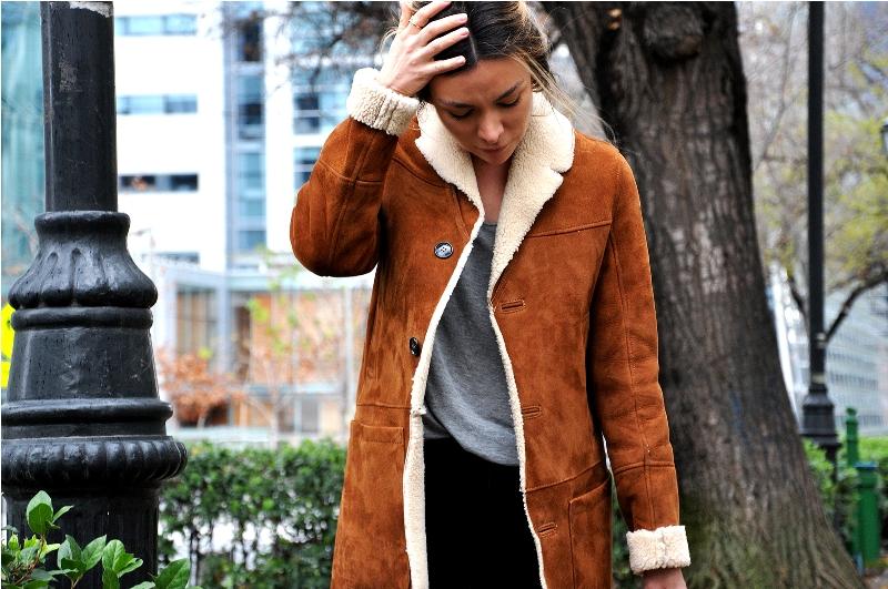 Трендовые дубленки: модницам на заметку