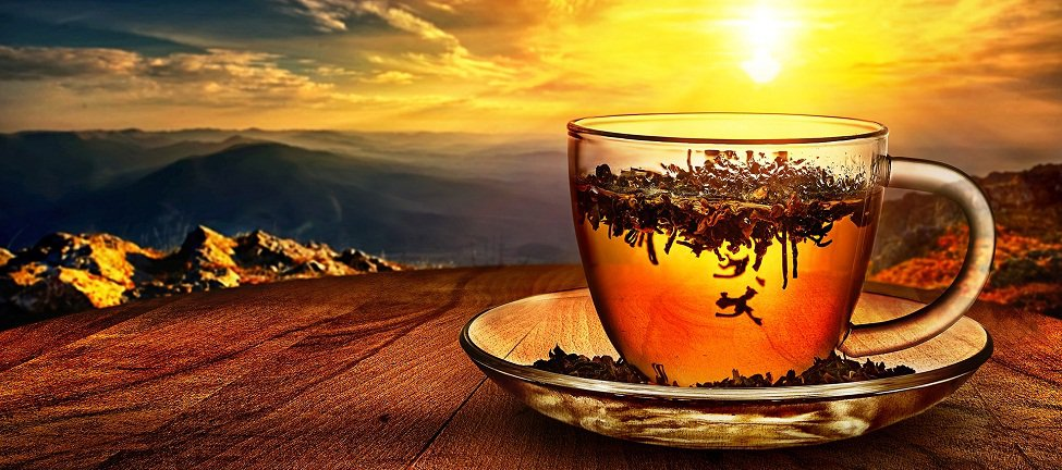 Купить черный классический чай недорого