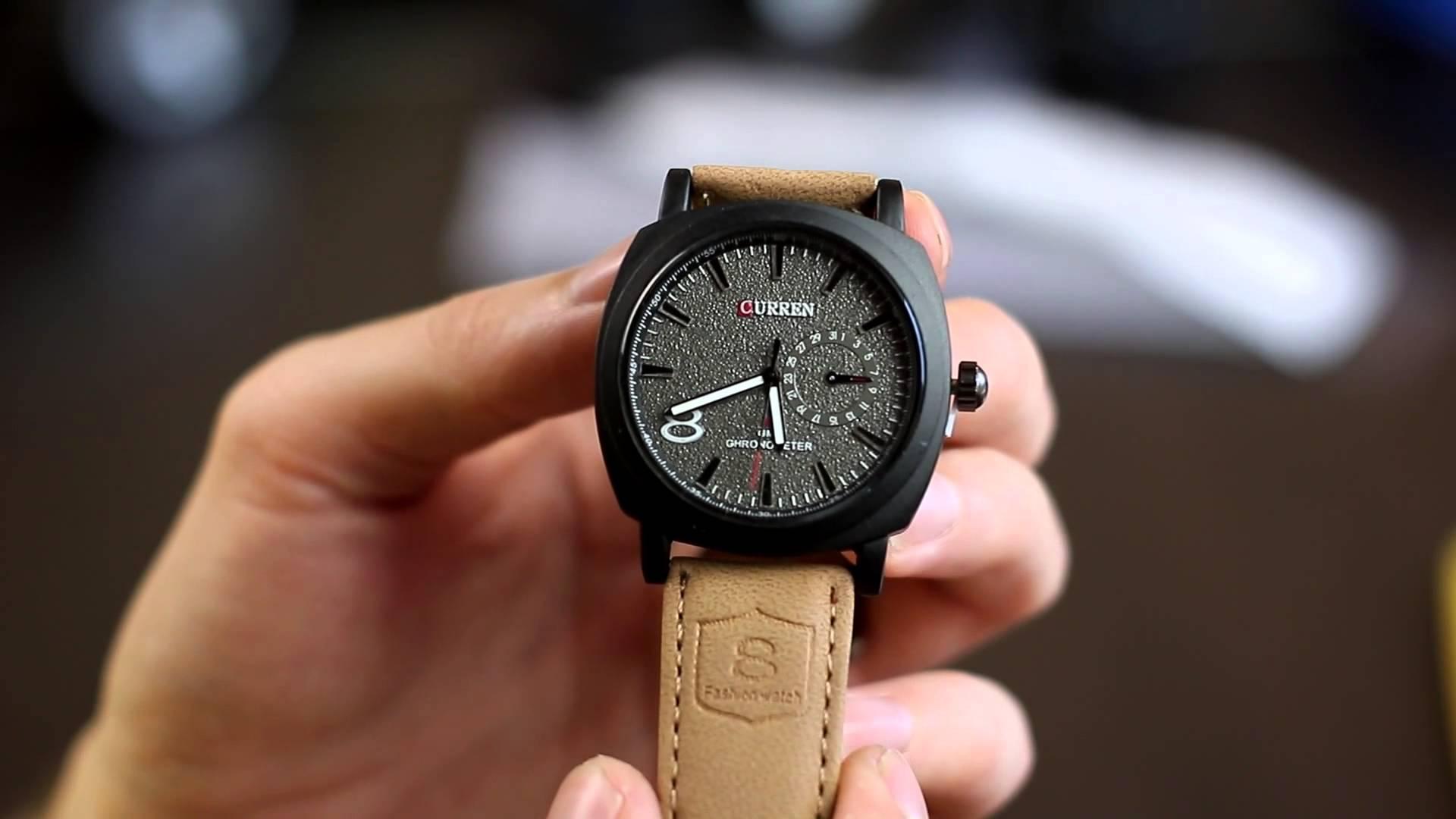 Наручные часы от лучших производителей