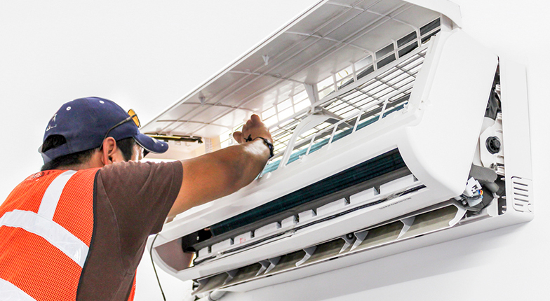Качественные услуги по ремонту кондиционеров
