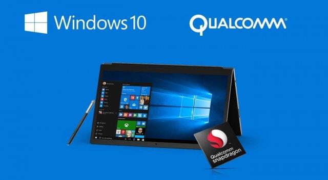 Snapdragon 1000 – топовый процессор для компьютеров на Windows 10