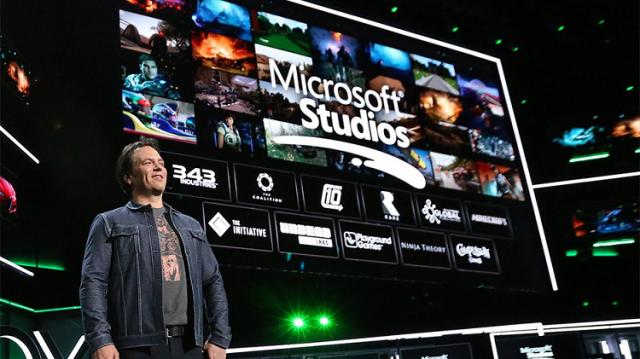 Лучшая конференция Microsoft за последние 10 лет [E3 2018]