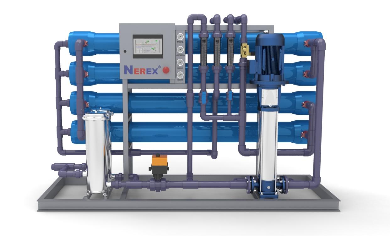 Где заказать систему очистки воды для предприятия?