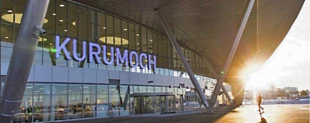 Почти 300 дополнительных рейсов в аэропорту Курумоч приурочены к ЧМ-2018
