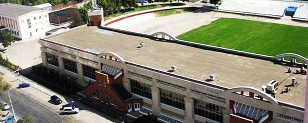 Палаточный лагерь для болельщиков разместили на стадионе «Локомотив»