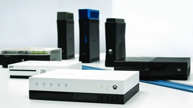 Xbox Scarlet – новая консоль от Microsoft