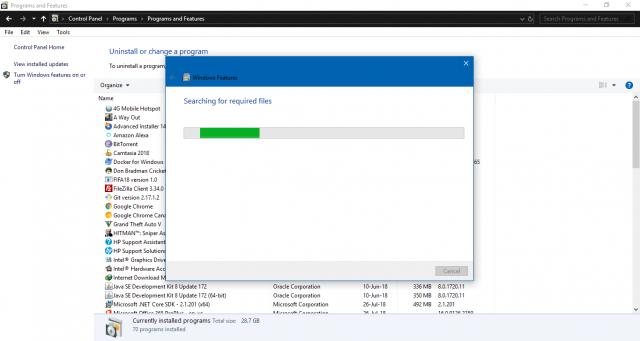 Microsoft добавит нативную поддержку виртуальных машин в Windows 10