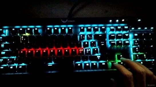 Преимущества клавиатур с подсветкой