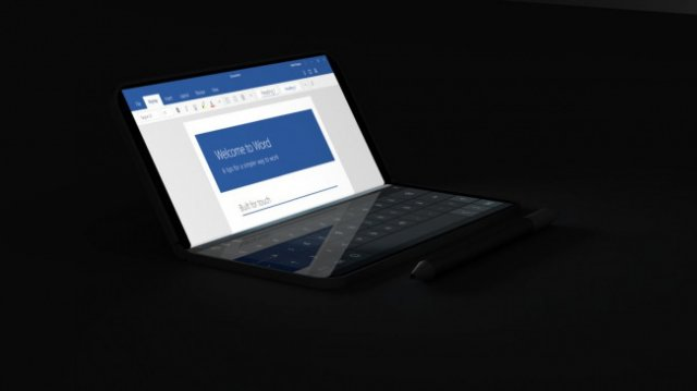 Andromeda OS имеет «Productivity Mode»