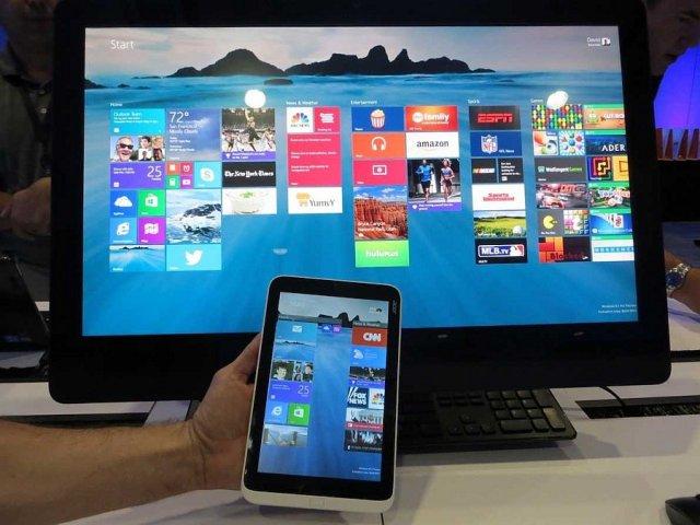 Microsoft запретит публиковать новые приложения для ПК и телефонов на базе Windows 8.X