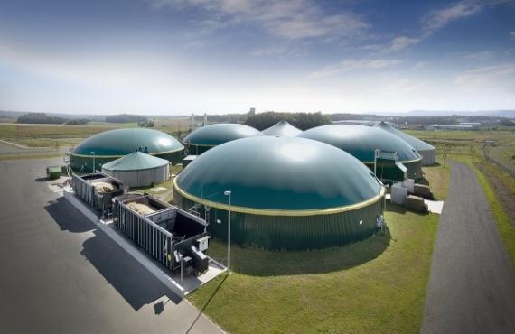 Разработка и введение в эксплуатацию биогазовых станций