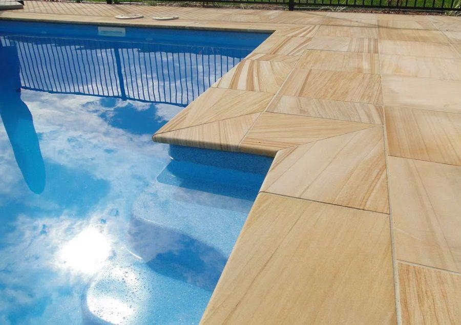 Копинговый камень для бассейнов
