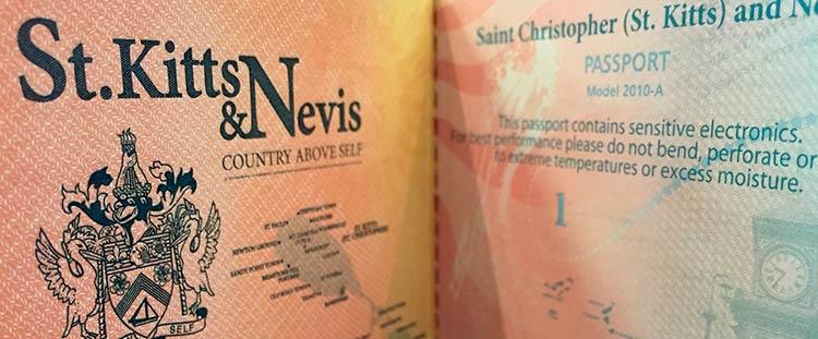 Получение паспорта Сент Китс за инвестиции