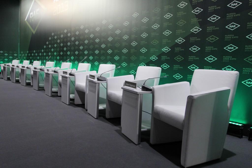 Комплексное обеспечение мероприятий в Киеве