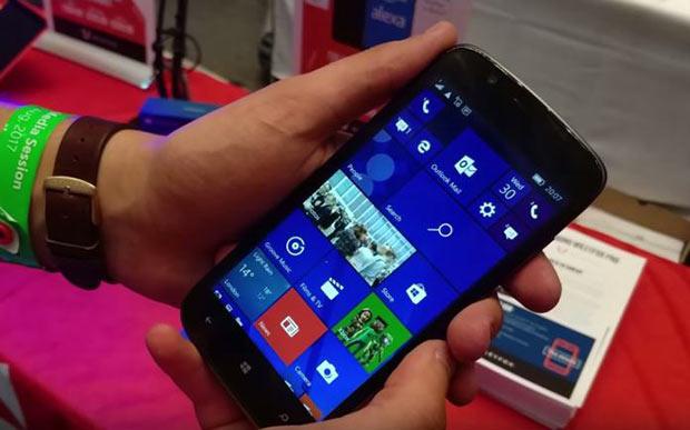 Смартфон Wileyfox Pro на Windows 10 Mobile возвращается