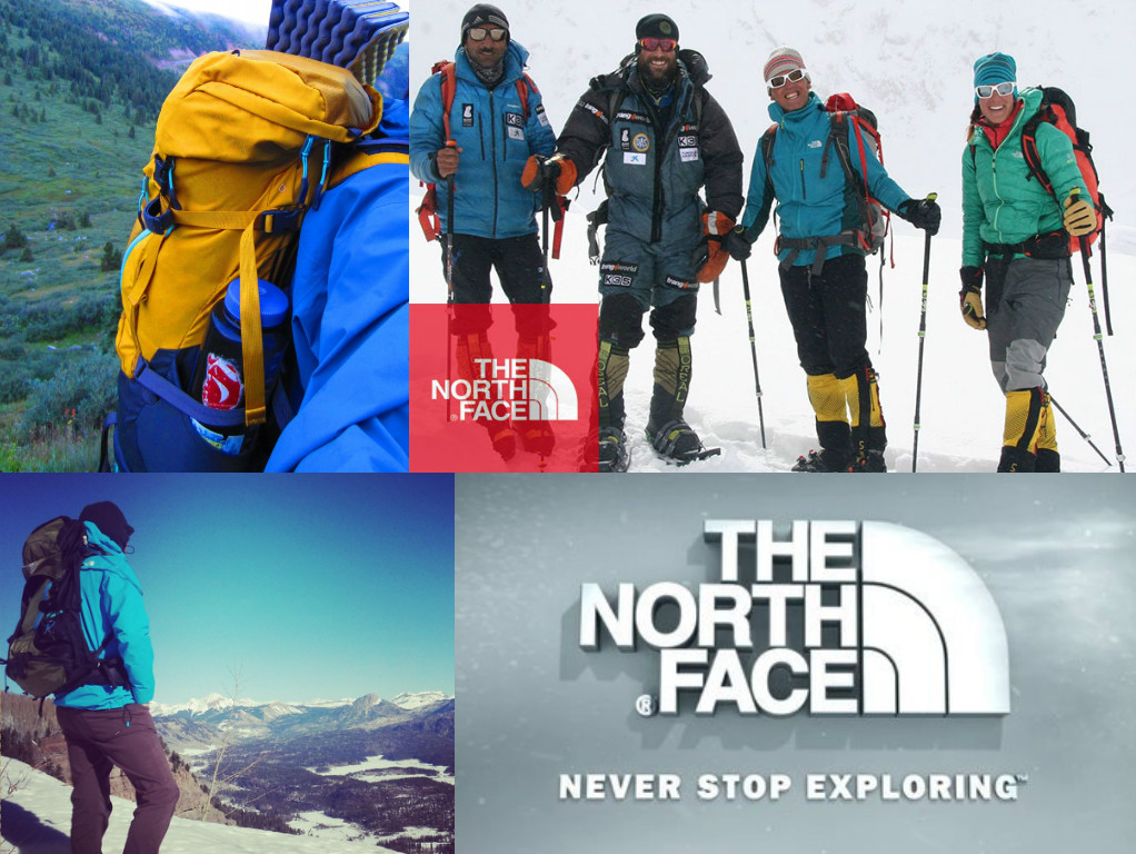 The north face в Киеве