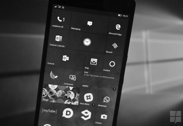 Microsoft расширяет поддержку обновления для мобильных устройств с Windows 10