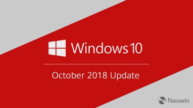 Microsoft выпустила обновление Windows 10 Build 17763.104