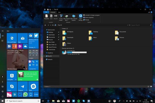 Обзор Windows 10 October 2018 Update: небольшие изменения делают большое дело