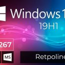 Windows 10 Build 18267 – Retpoline, Параметры, Microsoft Store
