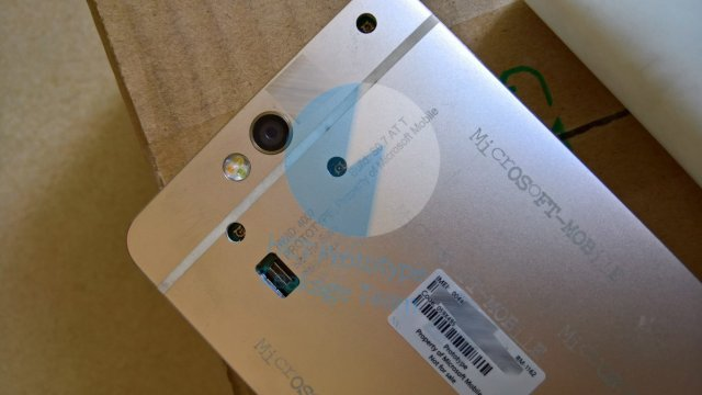 Новые изображения Lumia 960
