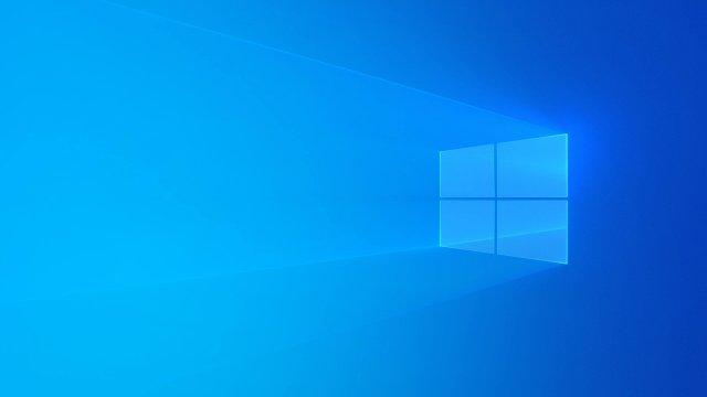 Новые фоновые обои Windows 10 19H1 [4K]