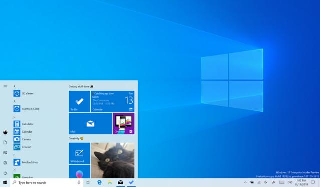 Обновление KB4469342 (Build 17763.165) уже доступно для Windows 10 канала Release Preview