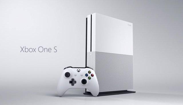 Xbox One S лишится оптического привода и подешевеет на $100