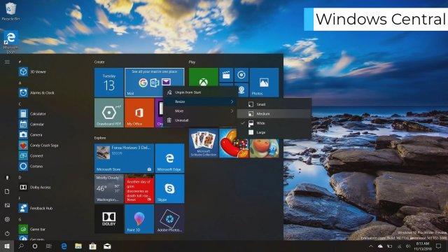 Windows 10 в 2019 году: первый взгляд на новые функции