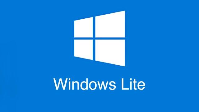 Windows Lite – WCOS Polaris