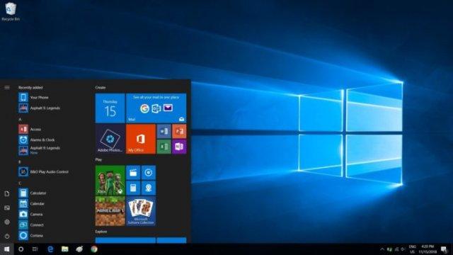 Microsoft выпустила кумулятивное обновление для Windows 10 (KB4023057)