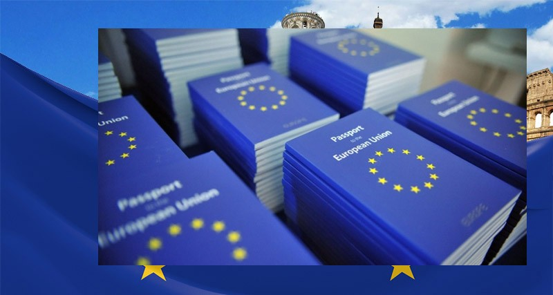 Как получить гражданство в Европе — услуги агентства EU For You