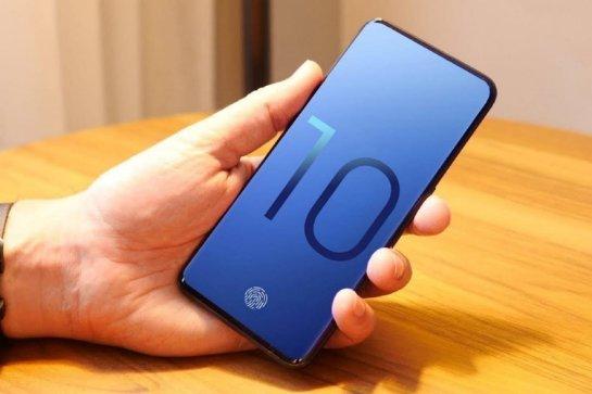 Новый и модный смартфон с высоким качеством съемки
