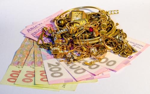 Скупка золота и лом металла в Киеве