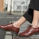 Мужские туфли с кожи и замша по доступным ценам