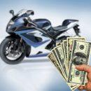Срочный кредит под залог мотоцикла