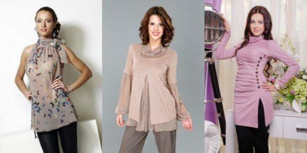 Трендовая одежда для женщин