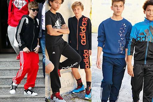 Большой выбор спортивных костюмов для мальчиков