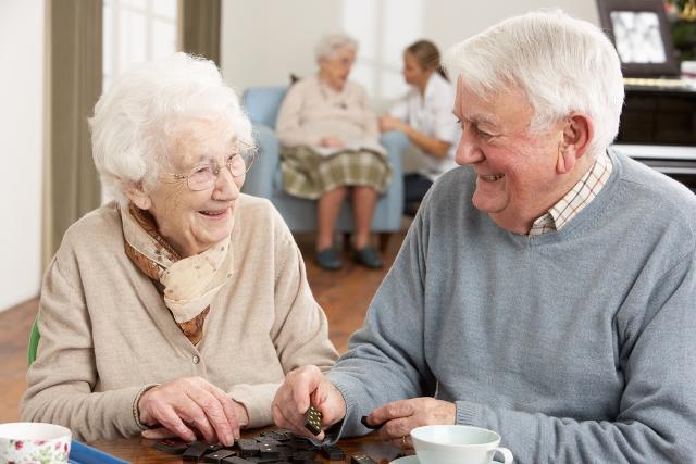 Дом престарелых — шанс счастливой жизни в старости